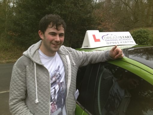 Mike O – Passed first time on 19th February 2014