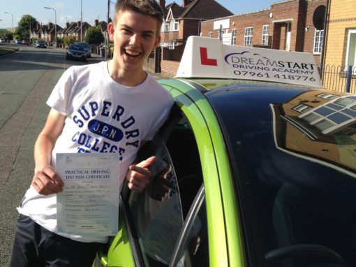 Ben D – Passed first time on 7th August 2014