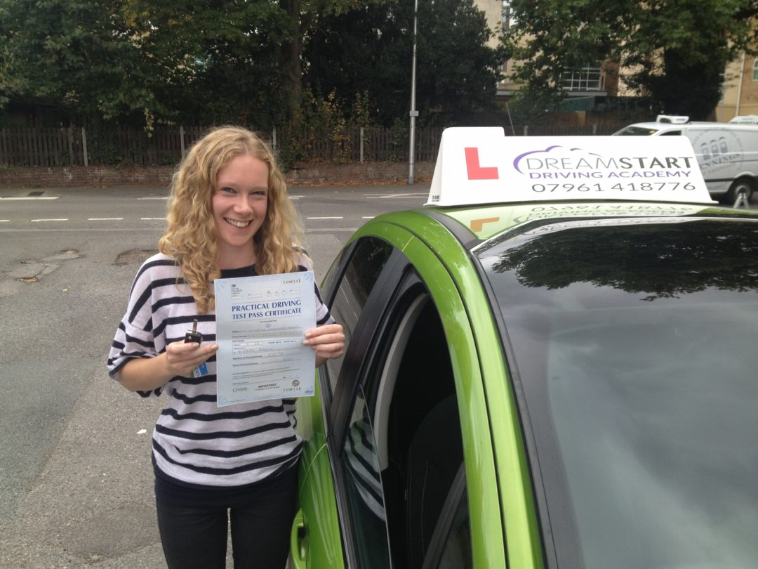 Cat H – Passed first time on 26th September 2014